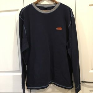 Nautica Jeans Co Navy Long Sleeve Sweater